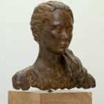 'Anne', 2011, bronze