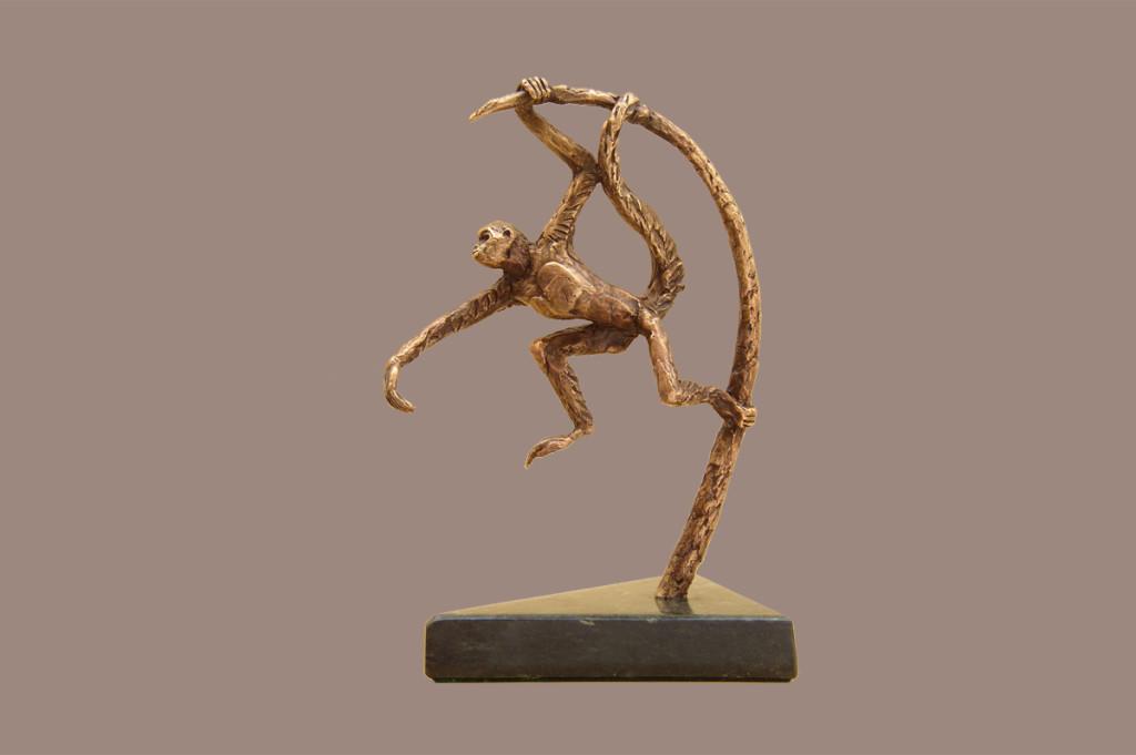 bronzen AAP trofee